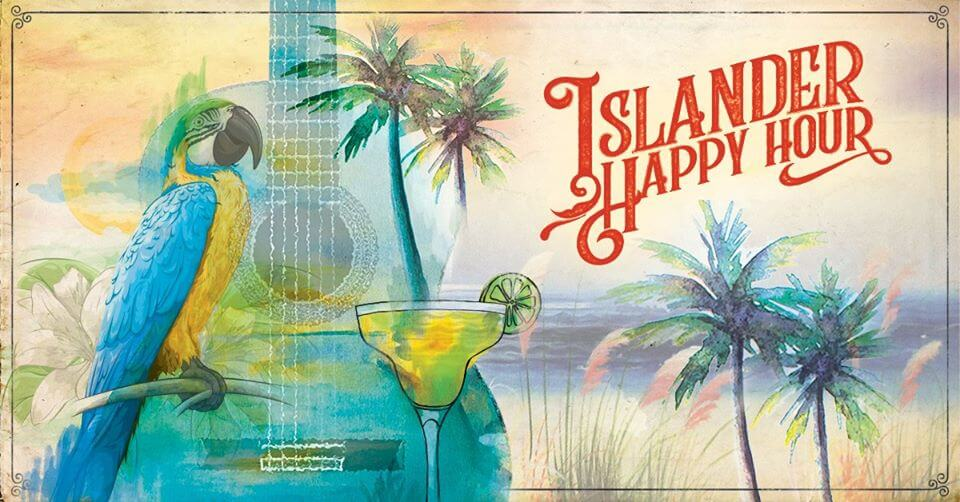 islander happy hour Island Troy