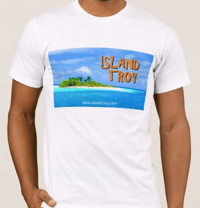Shop Island Troy - Zazzle.com