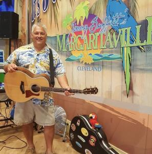 Cover image for EME event 'Island Troy At Margaritaville Cle Tuesday, 8/2 530p'