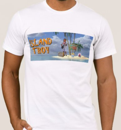 Island Troy Shirt - Buy Now
