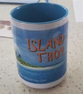 Island Troy Mug - Buy Now