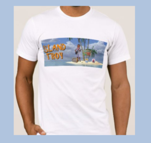 Island Troy Shirt - Buy Now